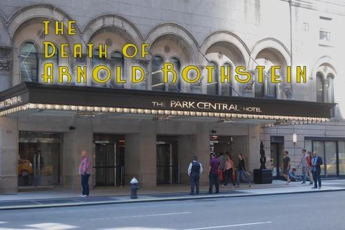 Arnold Rothstein was shot here in 1928.