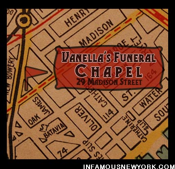 Vanella's Funeral Chapel located at 29 Madison Street.