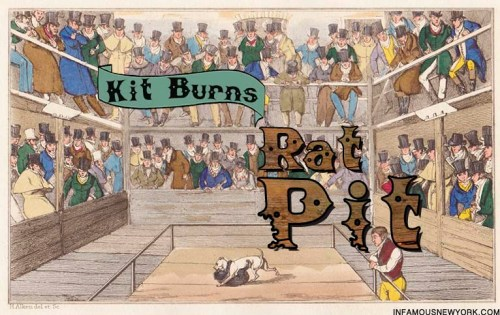 Kit Burns Rat Pit 273 Water Street