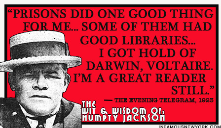Humpty Jackson on the Transformative Power of Reading