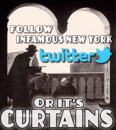 Follow Infamous New York Twitter