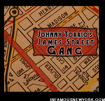 James Street Gang, Johnny Torrio, Al Capone, Frankie Yale