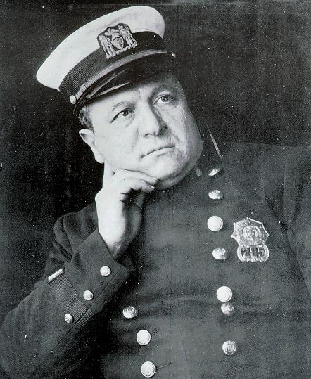 Police Commissioner Teddy Roosevelt | Infamous New York
