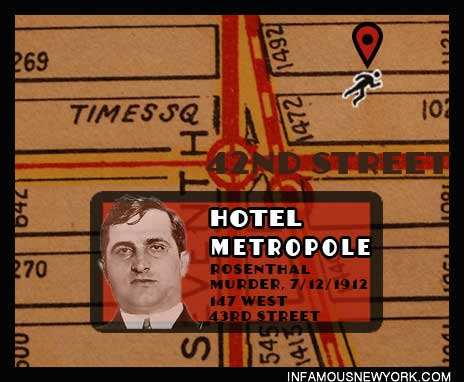 Hotel-Metropole-Herman-Rosenthal-Murder-Charley-Becker-Map