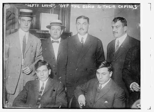 Jack Zelig's cocaine addled triggermen, Lefty Louie and Gyp the blood, gunned down Herman Rosenthal in the murder of the century.