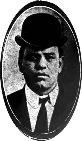 Known for wearing a derby hat several sizes too small, Monk was never a dapper mobster.