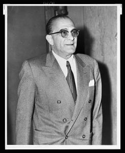 Vito Genovese after his return to the U.S. in the 1950s.