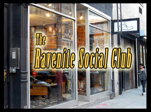 John Gotti's Ravenite Social Club