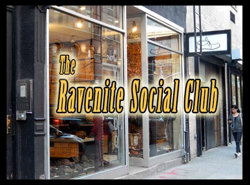 The Ravenite Social Club: John Gotti's Bunker 247 Mulberry