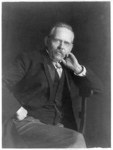 Photo journalist and social reformer, Jacob Riis, revealed the horrors of The Mulberry Bend.