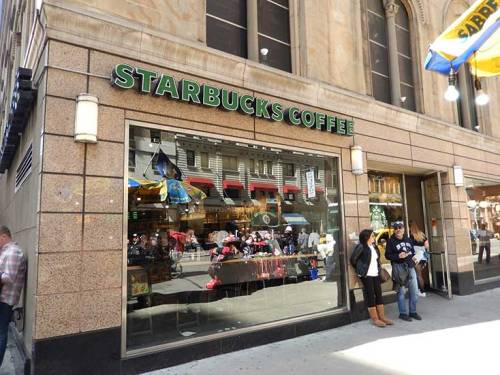 The old barbershop in the Park Central Sheraton Hotel is now a Starbucks like everything else in New York City. Death of Albert Anastasia