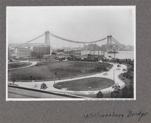 Corlears Hook Park 1903.
